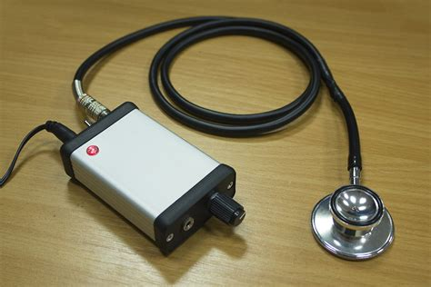 with recording recording audio from a stethoscope 183 adnbr