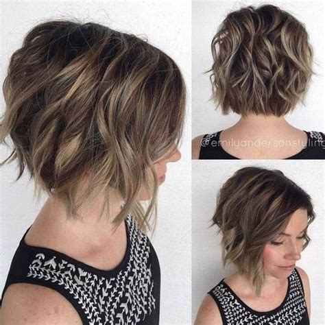 puffy short bob haircuts for women with thick hair 20 shorter hairstyles perfect for thick manes short