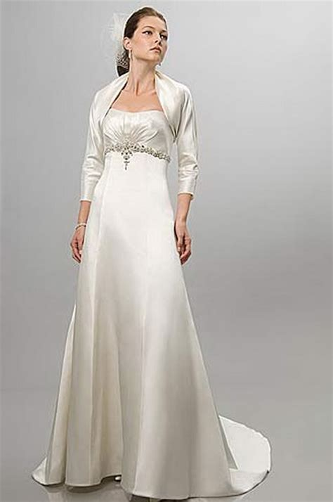 bridal gowns  older women