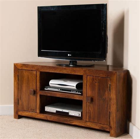 porta tv ad angolo mobile porta tv etnico legno angolare