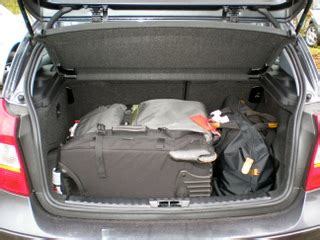 how much luggage space is in a compact car? gemut.com