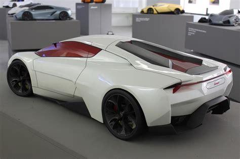 Lamborghini Centro Stile Lamborghini Indomable Study Merges Gallardo And F 22