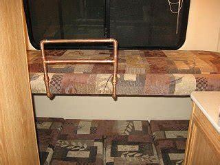 Rv Bunk Bed Rail by Escape Trailer Bunk Bed Rail Fiberglass Rv