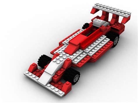 Lego Car Racing 2 3d lego race car by arattansi on deviantart