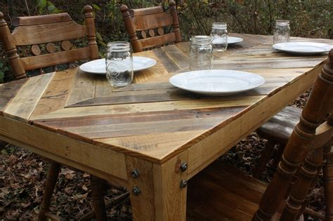 Pallet Dining Table Diy And Stylish Pallet Dining Table Ideas