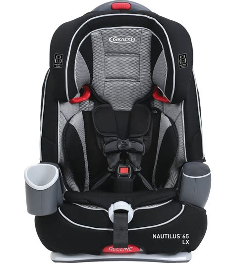 graco nautilus car booster seat 1 2 3 graco nautilus 65 lx 3 in 1 harness booster car seat matrix