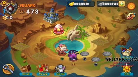 game mod cho android hay vua th 250 cưng mod tiền game tiếng việt hay cho android