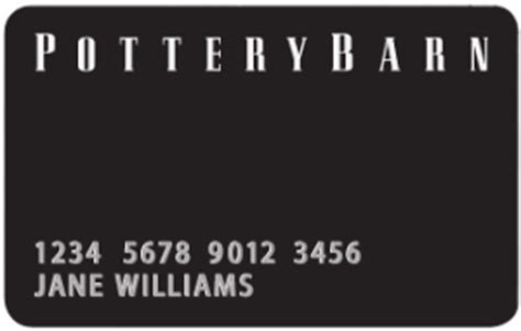Comenity Bank Pottery Barn pottery barn credit card payment login and customer service information