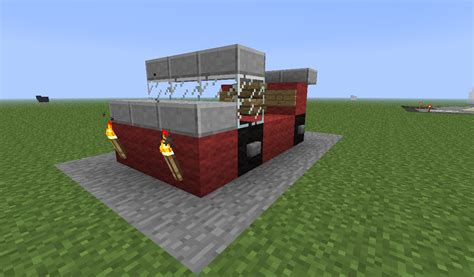 minecraft car minecraft car minecraft project