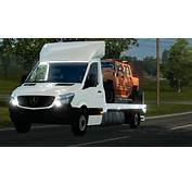 SPRINTER MEGA MOD V1 121X  ETS2 Mods Euro Truck