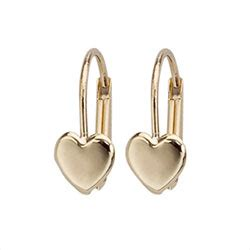 Chil Kid Gold 14k gold childrens earrings gold jewelry source