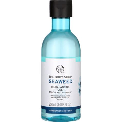 Toner Seaweed The Shop the shop seaweed toner clarifying 200ml clicks