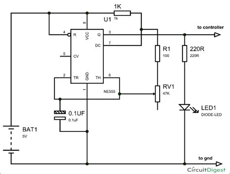 function generator circuit diagram smartdraw diagrams