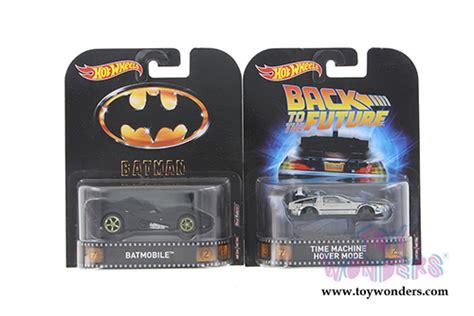 Hotwheels 1 64 Batman Batmobile Retro Entertainment 956a retro entertainment mix 1 assortment 10 pcs set dmc55