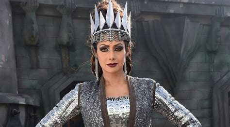sridevi upcoming movie puli team treated me like queen off the sets too