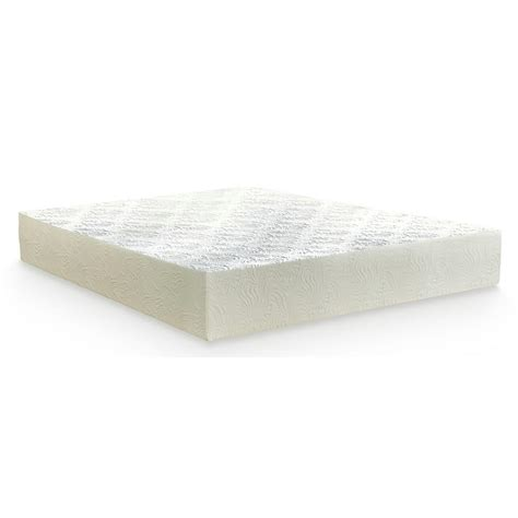 Split Top King Mattress by Plushbeds Eco Bliss Split King 10 In Medium Firm Hybrid