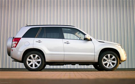 Diesel Suzuki Suzuki Grand Vitara Diesel Widescreen Car Picture