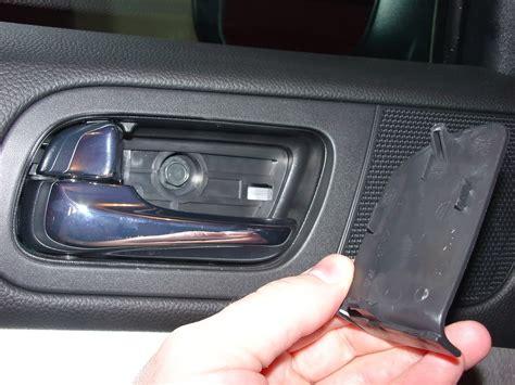Diy How To Remove Interior Door Panel Myg37 Remove Interior Door