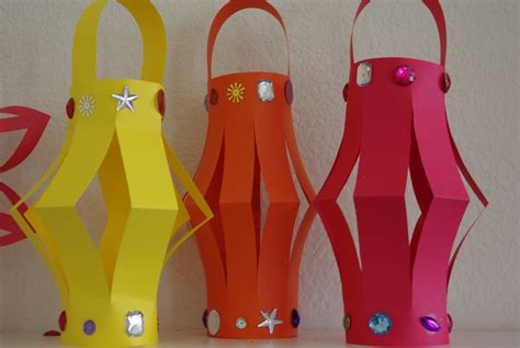 How To Make Lantern At Home With Paper - image gallery lanterns