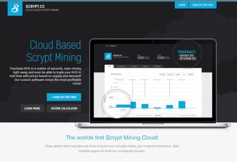tutorial nambang bitcoin cara nambang cloud mining bitcoin di scrypt informasi