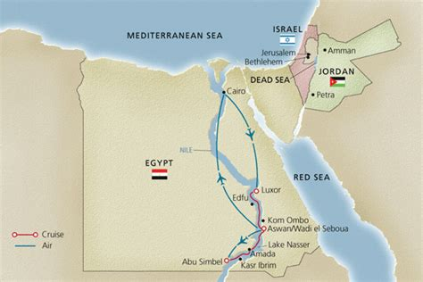 middle east map lake nasser viking ships soon in the plus plans to return to