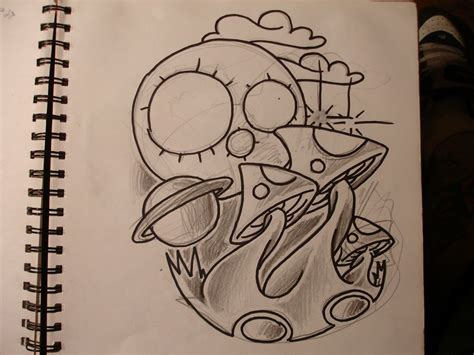 pencil sketch tattoo designs go back gt pix for gt sketches trippy