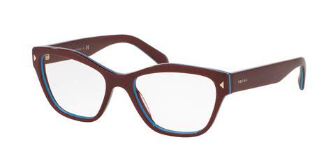 prada pr 27svf alternate fit eyeglasses free shipping