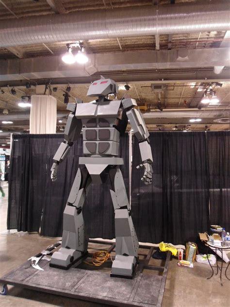 homemade robot expo photo