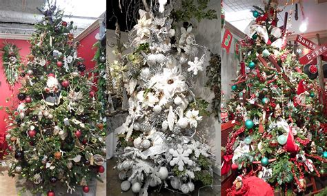 ls outdoor christmas decorations trees designer events lighting solutions commercial decorations commercial