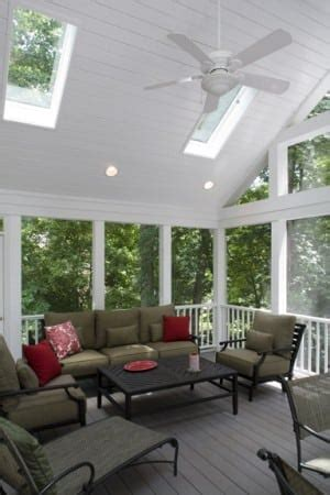 screened porch ideas owings brothers contracting maryland
