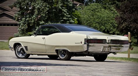 Buick Wilcat Feature 1968 Buick Wildcat Classic Recollections