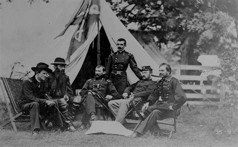 In The Civil War images of the american civil war