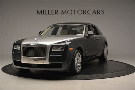 rolls royce dealership used 2013 rolls royce ghost greenwich ct