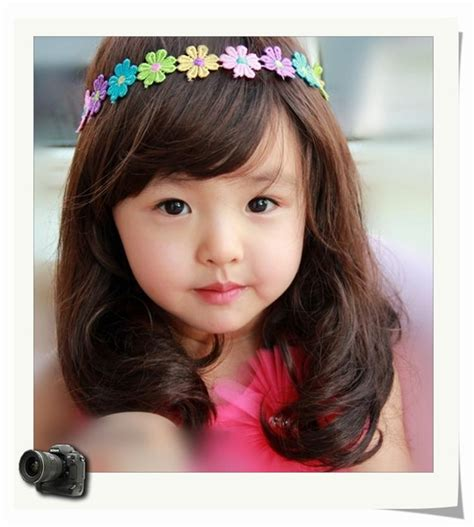 hairstyles for girl baby with short hair 2018 2017 meveratimes brand new korean style children s