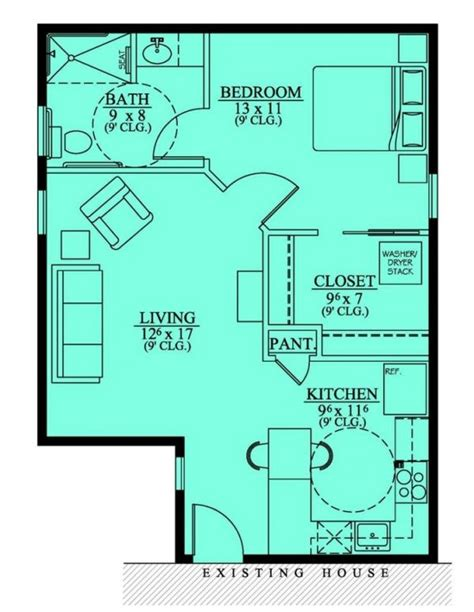 Granny Pod Floor Plans 25 Best Granny Pod Ideas On Pinterest Granny Pods