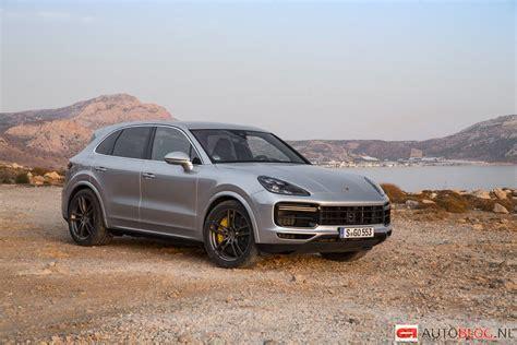 Porsche Cayenne Turbo by Porsche Cayenne Turbo Rijtest En Autoblog Nl