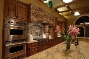Classy Bedroom Colors - rustic elegant kitchen