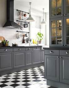 25 best ideas about black white kitchens on