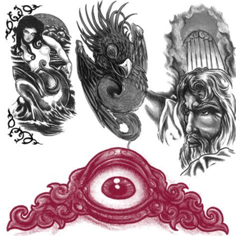 photoshop tattoo brushes photoshop free tattoo set brushes photoshop free brushes