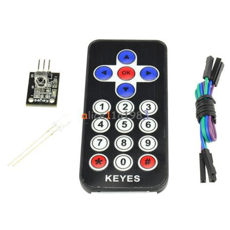 Receiver Infrared Tl1838 1 2pcs vs1838 hx1838 kit tl1838 vs1838b ir receiver remote for arduino ebay