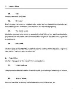templates for proposals in word templates 140 free word pdf format