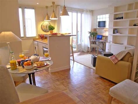 Efficiency Appartment by Studio Apartment To Rent Near The Eiffel Tower