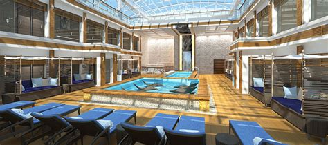 norwegian cruise haven norwegian cruise ship will feature first racetrack at sea