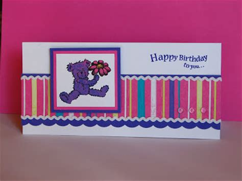 girly birthday card templates wizard s hangout girly birthday card to hold a gift