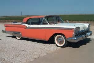 1959 Ford Galaxie 1959 Ford Galaxie 500 Retractable 21199