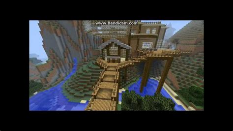 the biggest house in minecraft top 2 best minecraft houses youtube