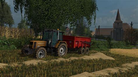 Grote Ls by Trailer Demarest 13t V 1 Ls17 Farming Simulator 17 Mod