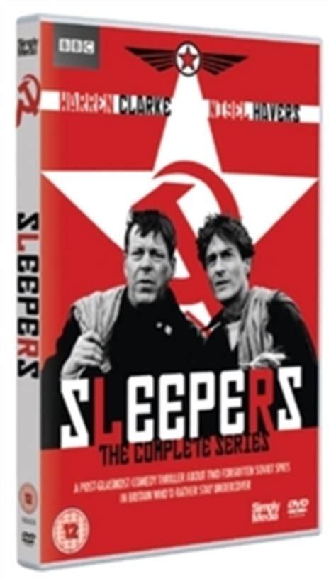 Sleepers Tv Series by Sleepers The Complete Series Dvd Tv