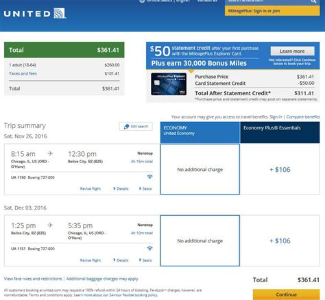 united airlines booking 362 377 chicago to belize in winter r t fly com