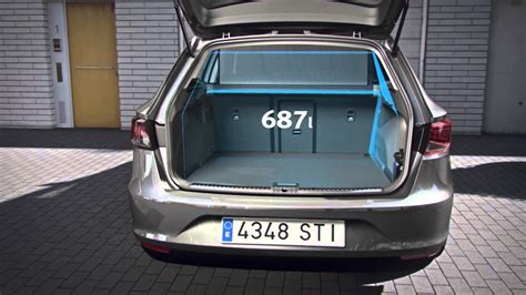 sw boat youtube seat leon st technology roominess and boot space youtube